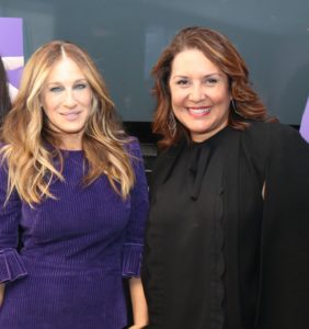 The Moms Network Advance Screening of Season 2 of Divorce on HBO