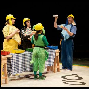 Tribeca Performing Arts Center Presents: Tribeca Schooltime - Go, Dog. Go!
