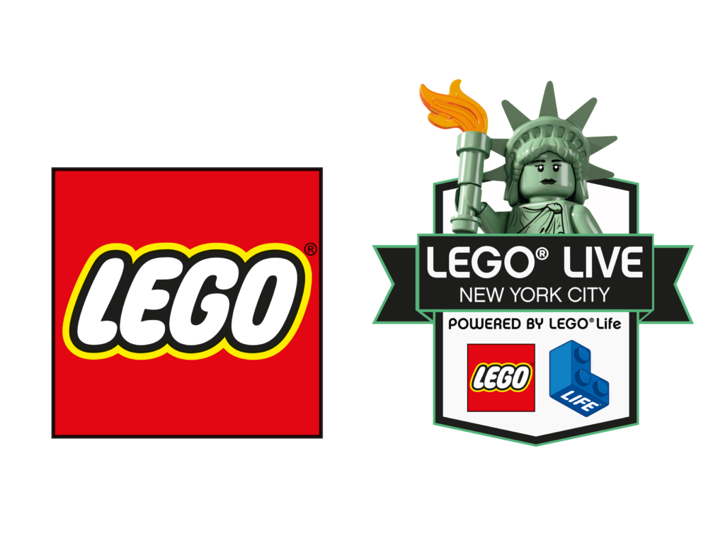 LEGO® LIVE NYC February 16 - February 18 at Pier 36