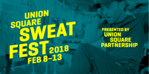 Union Square Sweat Fest is Back!