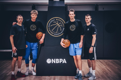 NBPA Pro Hoops Clinic with NBA Pro Trainers
