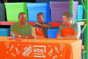 Home Depot Kids Workshop - Periscope