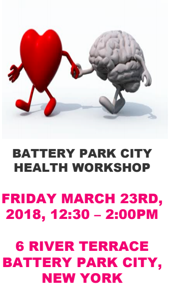 Brain & Heart Health at Battery Park City