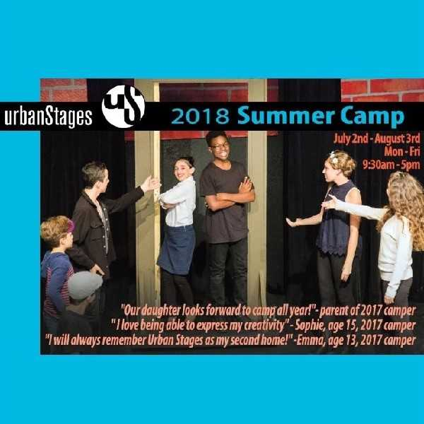 Urban Stages Summer Camp