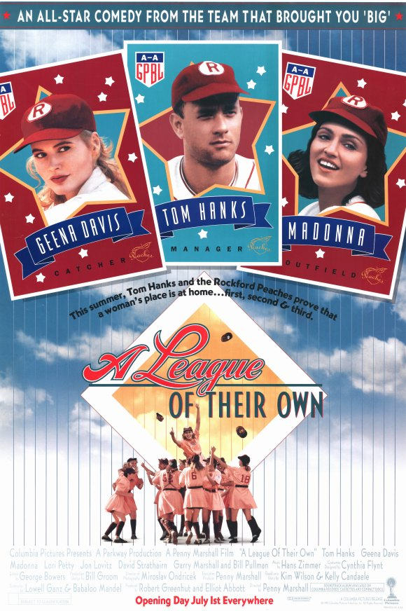 Movie Nights at St. Paul's Chapel - A League of Their Own