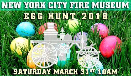 New York City Fire Museum Easter Egg Hunt