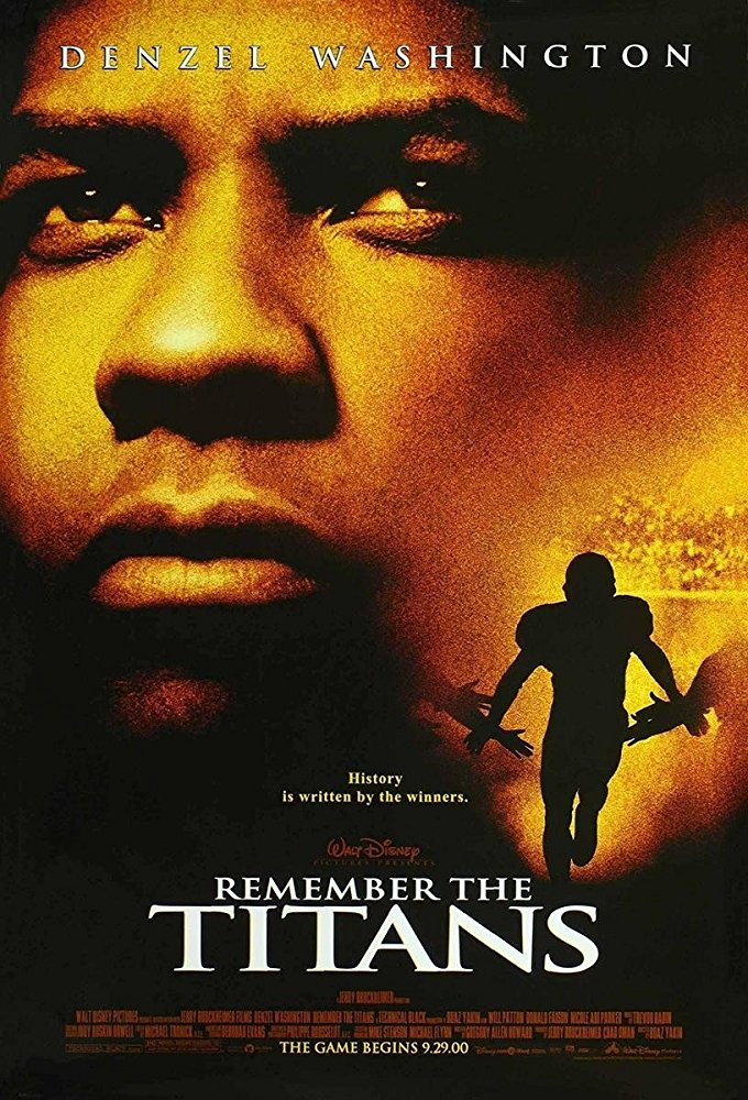 Movie Nights at St. Paul's Chapel - Remember the Titans