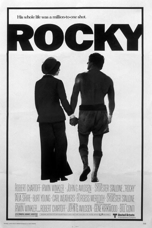 Movie Nights at St. Paul's Chapel - Rocky
