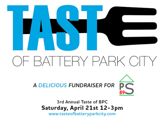 3rd Annual Taste of Battery Park City