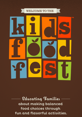 Kids Food Festival at The Oculus