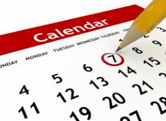 View our calendar!