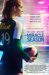 Advance Screening Passes to The Miracle Season