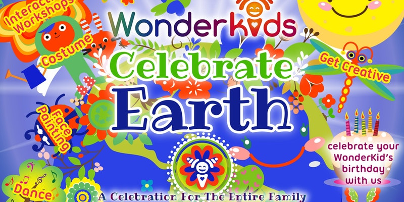 WonderKids Presents: 2 Year Anniversary and Earth