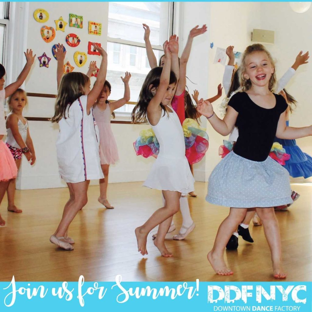 Spend your Summer at Downtown Dance Factory!