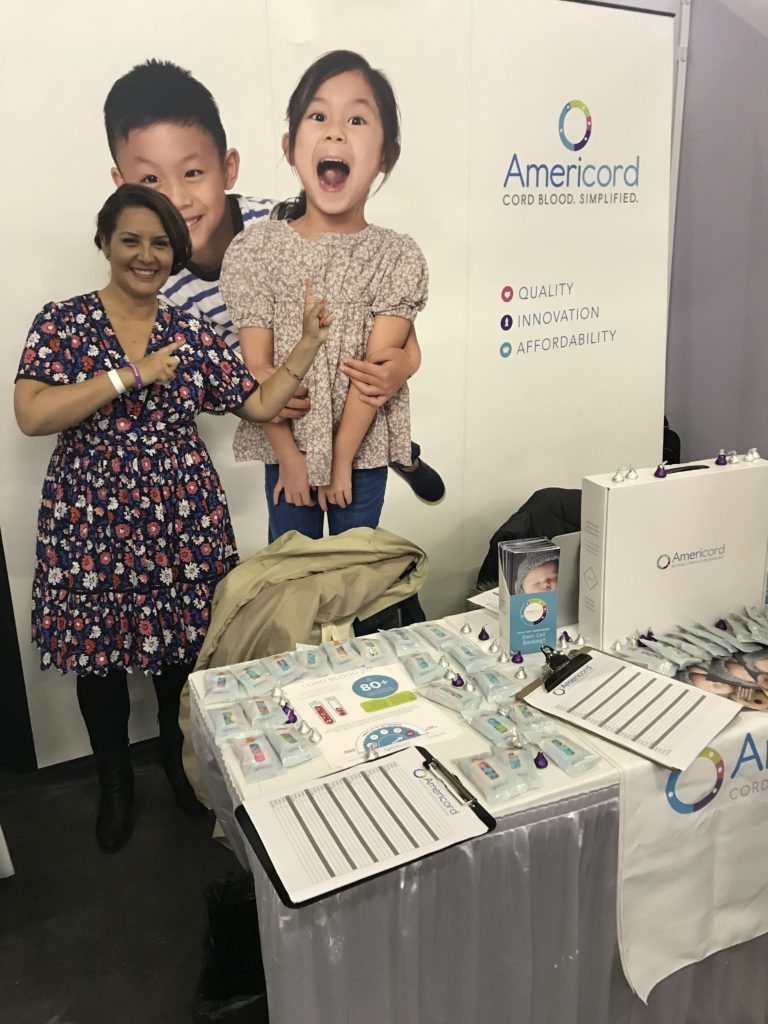 New York Baby Show with MomTrends