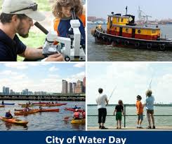Save the Date! City of Water Day 2018