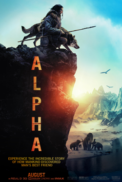 FREE Movie Passes to the new family film ALPHA!