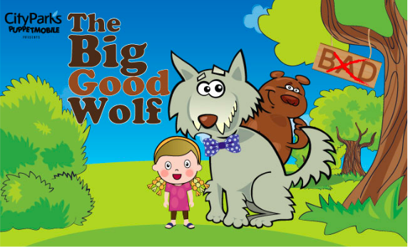 "CPF PuppetMobile To Perform ""The Big Good Wolf"" In Manhattan"