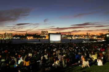 Hudson RiverFlicks Series