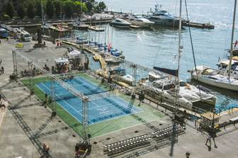 4th Annual Brookfield Place Tennis Open - FREE