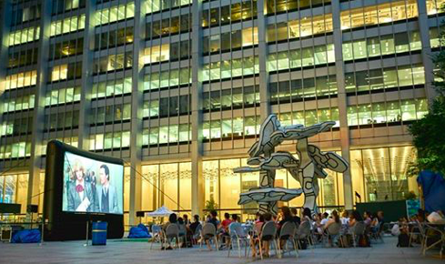Throwback Thursday Summer Film Series - The Sandlot at 28 Liberty