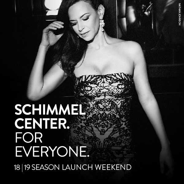 Hamilton's Mandy Gonzalez and WB's Caroline Rhea launch Schimmel Season