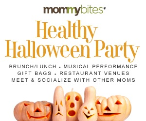 Mommybites Healthy Halloween Party - You're Invited!