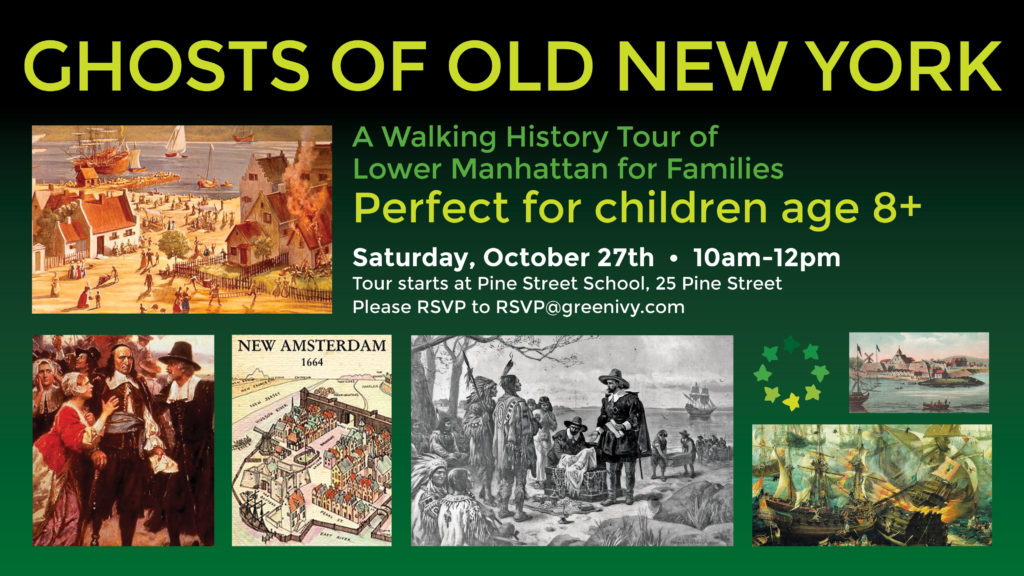 Ghosts of Old New York Walking Tour (FREE)