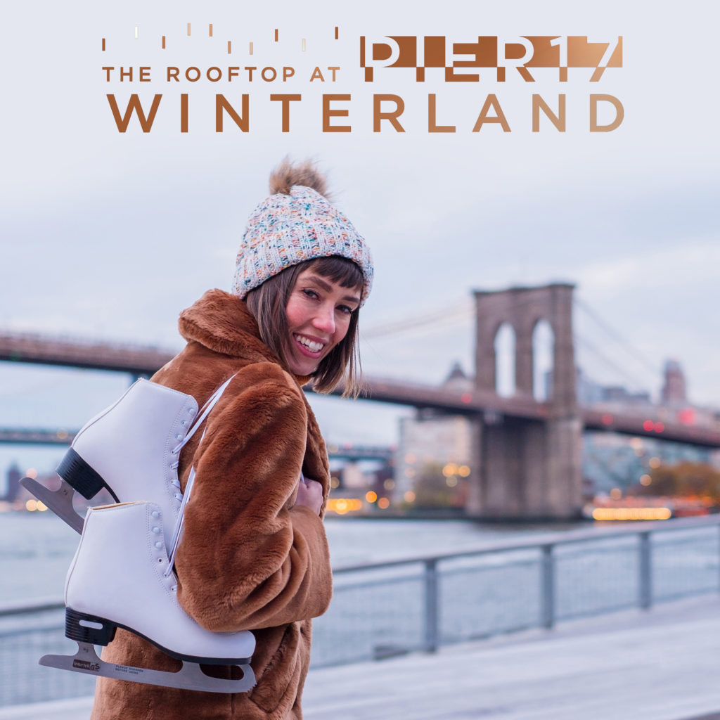 Pier 17 Winterland Ice Rink Presale Tickets on Sale TODAY!