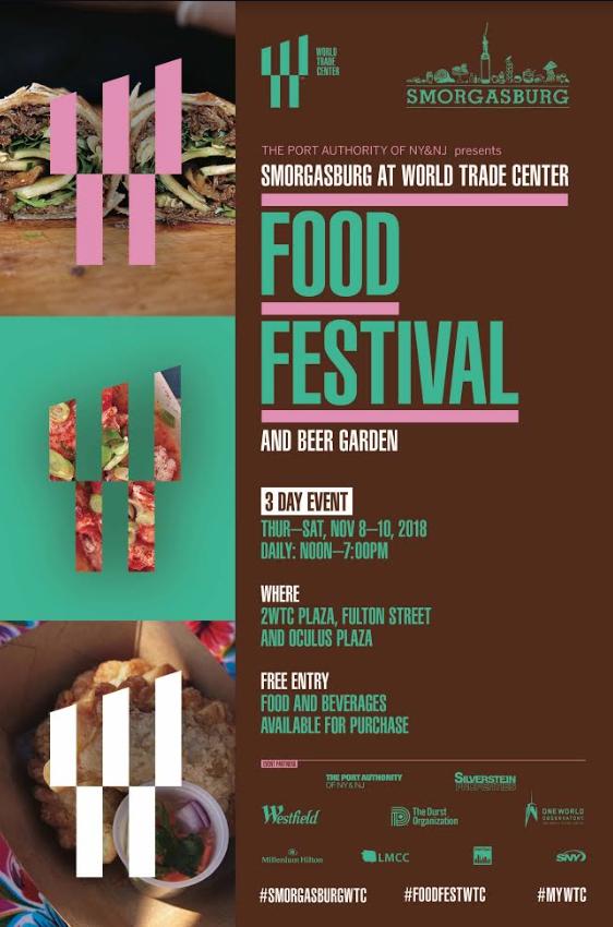 Smorgasburg Food Festival at the WTC