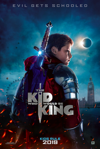 FREE Movie Passes to The Boy Who Would Be King