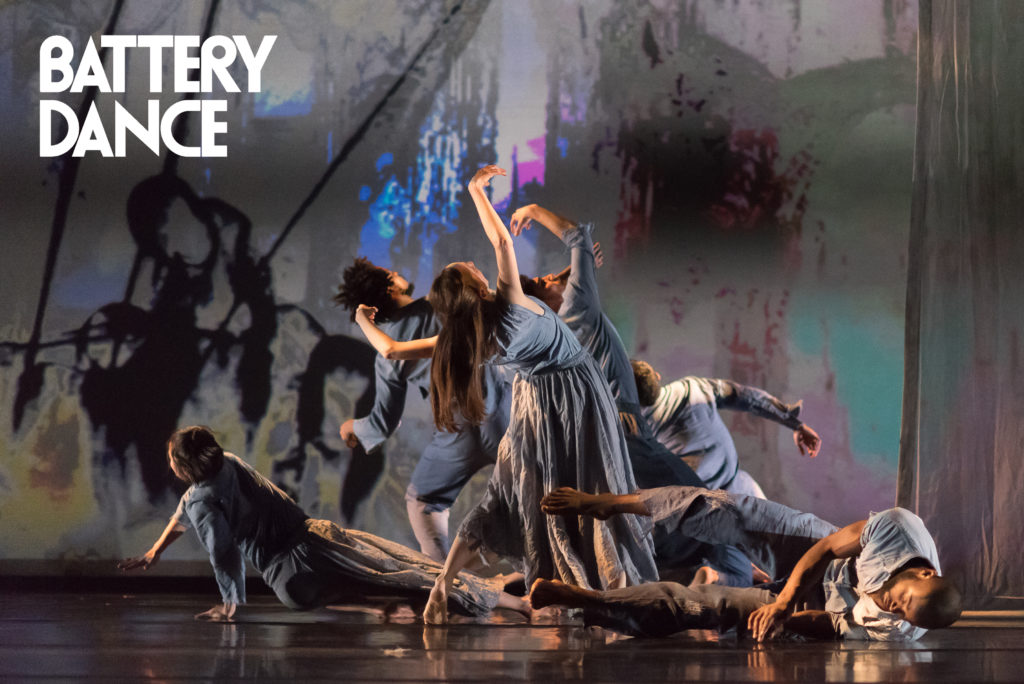 Battery Dance Performance at the Schimmel Center - Limited Complimentary Tickets for FiDi Families