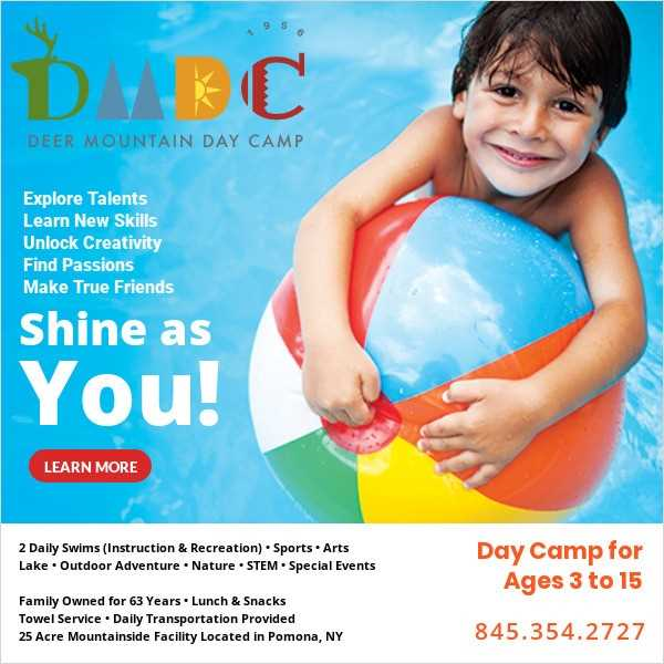 You're Invited!  Check Out Deer Mountain Day Camp