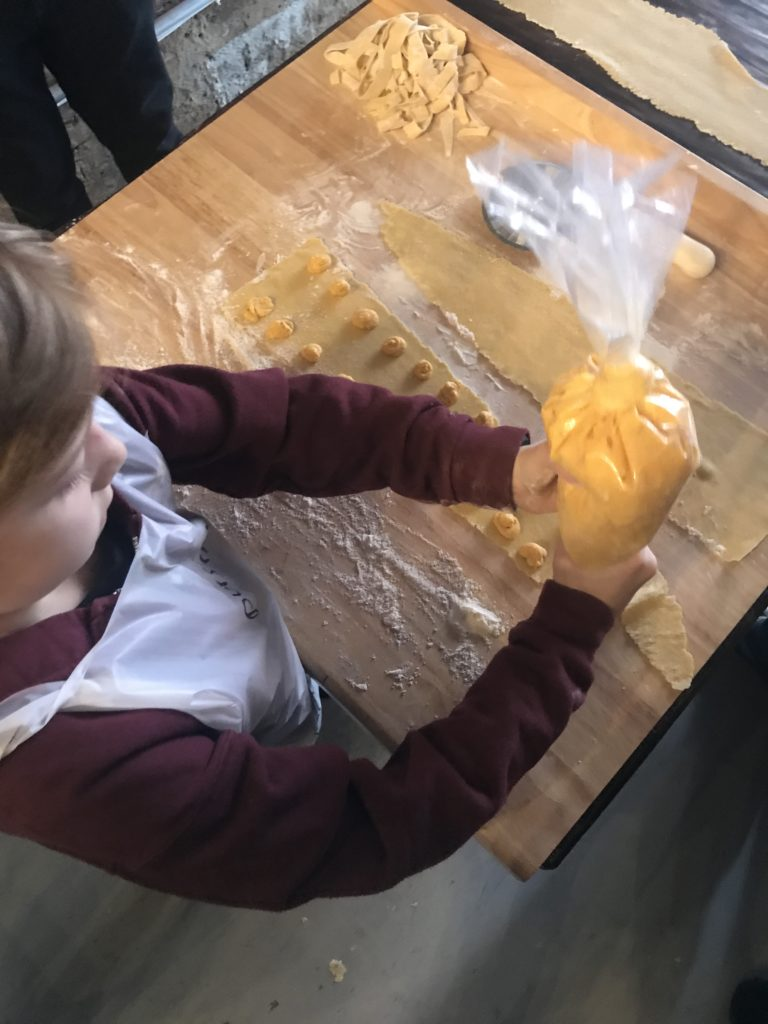 Nonna Beppa Italian Restaurant in SoHo Offers FREE Kids Cooking Class!