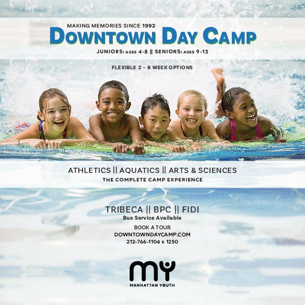 Downtown Day Camp: Early Bird Rates Expire February 15th!