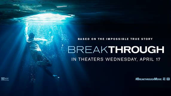 FiDi Families Advance Screening of Breakthrough (Complimentary Tickets)