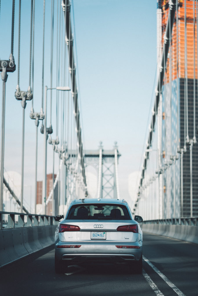 Silvercar by Audi  Celebrates Women's History Month and a FiDi Promo