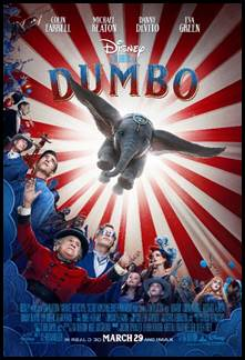 "FiDi Families Invitation: Disney's ""DUMBO"" Advance Screening Passes (FREE)"