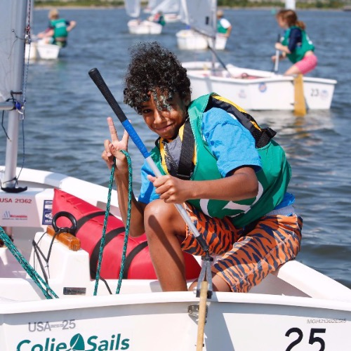 Kids Sailing Day Camp in NY Harbor - NEW SESSION ANNOUNCED!