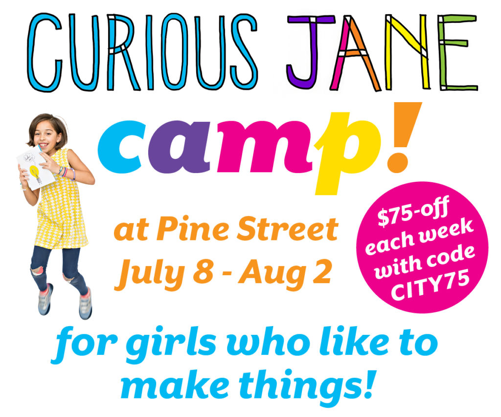 Curious Jane Coding for Girls