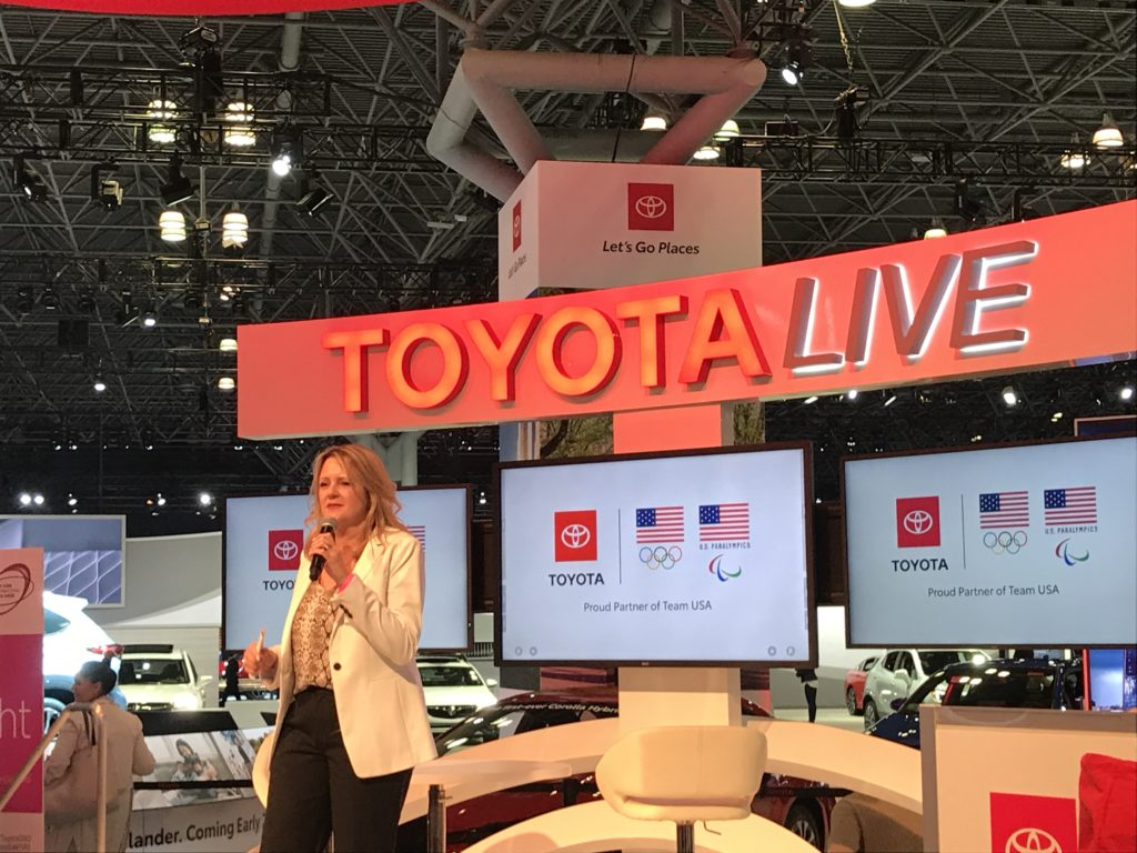 FiDi Goes to the New York International Auto Show with A Girls Guide to Cars and Toyota