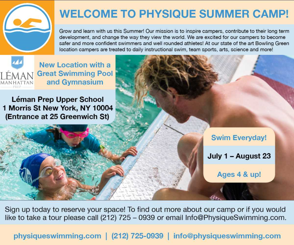 Physique Summer Camp