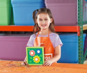 Home Depot DIY Workshop for Kids - Mother's Day Craft