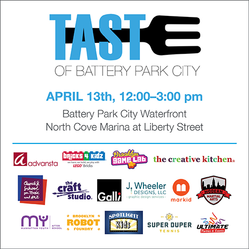Taste of Battery Park City - Food, Fun, Family