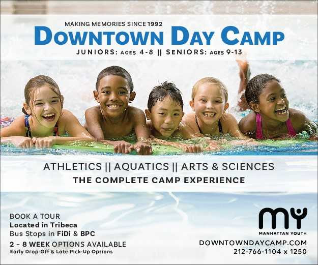 Manhattan Youth Downtown Day Camp