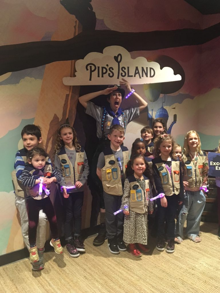 Pip's Island Returns to NYC and FiDi Families Offers a Promo Code!