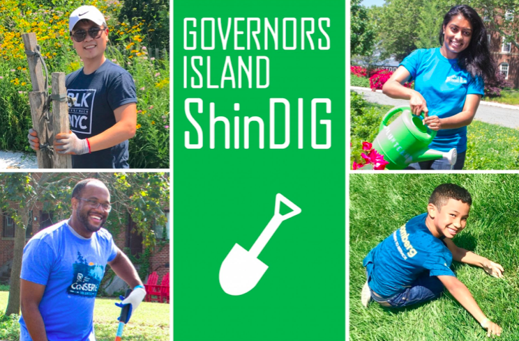 First Annual ShinDig on Governors Island - FREE