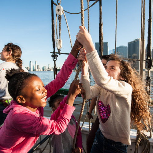 "Sail Aboard ""The Pioneer"" with the South Street Seaport Museum (Monday Sail PROMO CODE)"