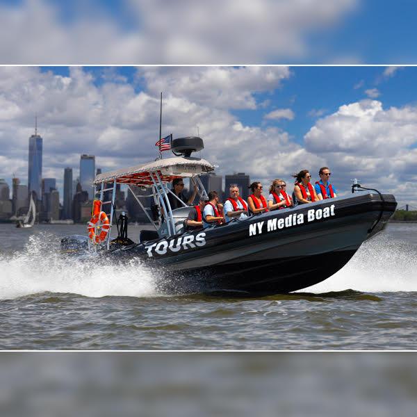 Family Adventure in New York Harbor