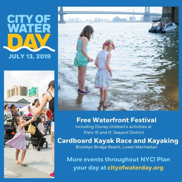 Join us on City of Water Day, Saturday, July 13!